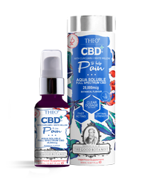 The best aqua soluble CBD for pain | buy aqua soluble CBD for pain